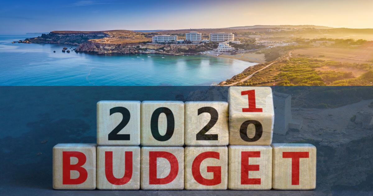 Malta budget image